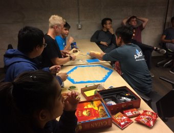 Actuarial Board Game Night